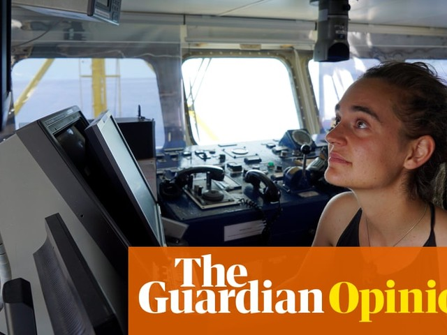 Climate breakdown will make the Mediterranean 'migrant crisis' look like a tea party | Carola Rackete