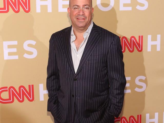 CNN Chief Says NBC's Marketing Of Alex Jones Interview Was A 'Big Mistake'