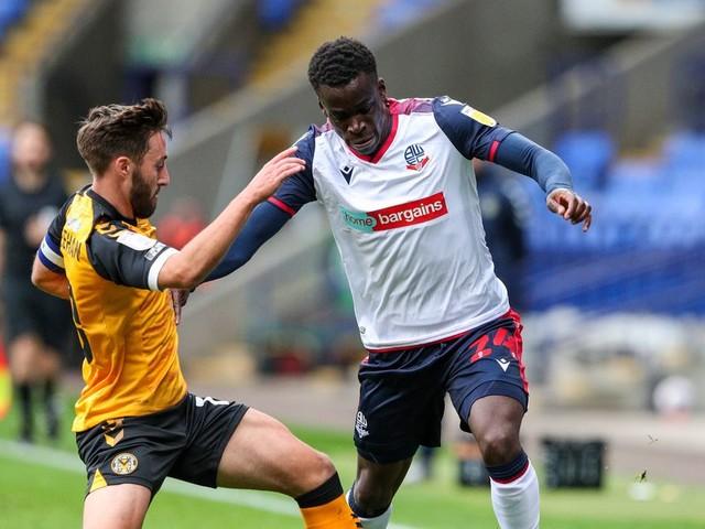 Bolton Wanderers player ratings vs Barrow: Peter Kioso and Arthur Gnahoua good