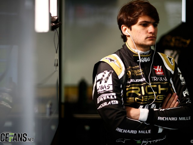 Fittipaldi and Deletraz get Haas reserve and virtual driver roles   2020 F1 season