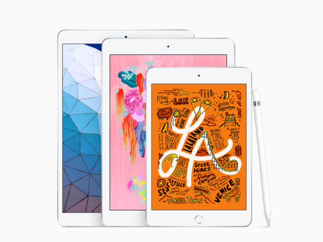 New Apple iPad Air and iPad Mini 2019: prices, specs, colours and release date