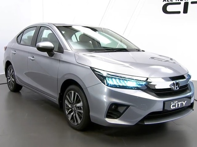 2020 Honda City launched at Rs 10.90 lakh