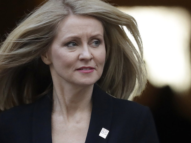 As Esther McVey Resigns, Critics Hit Out At Universal Credit: 'Take It With You'