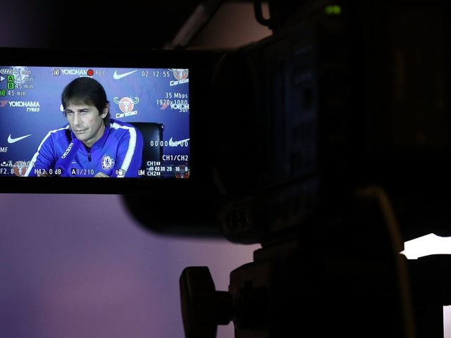 Conte speaks of his pride at coaching Chelsea after latest exit rumors