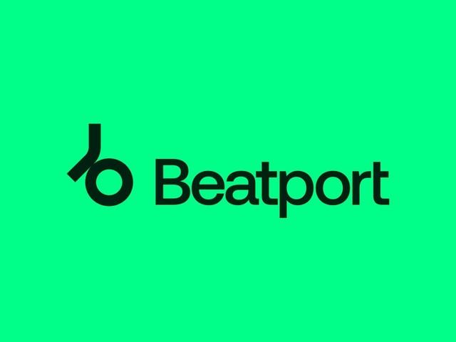 Beatport unveils a new vinyl-inspired logo