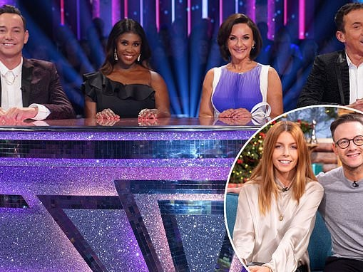 Fears over the 'Strictly curse' force TV bosses to scrap plans for isolating together