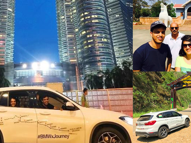 Goa To Malaysia In A BMW X1 xDrive 20d : Arthur Viegas And His Family's 7,000 KM Long Journey