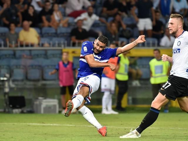 Inter Milan vs. Sampdoria, Saturday, Sept. 22, 2018