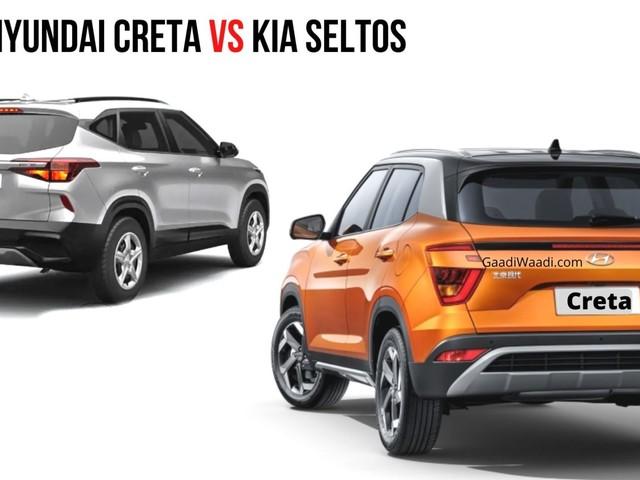 Upcoming 2020 Hyundai Creta vs Kia Seltos – Specs Comparison
