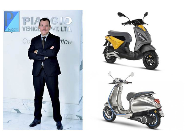 Piaggio may ride in solo with EV for India