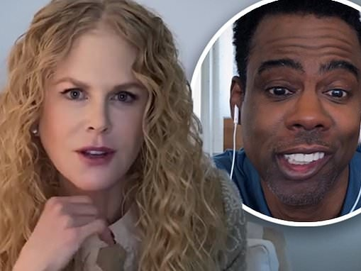 Nicole Kidman reveals she's 'out of her comfort zone' playing Lucille Ball in upcoming biopic