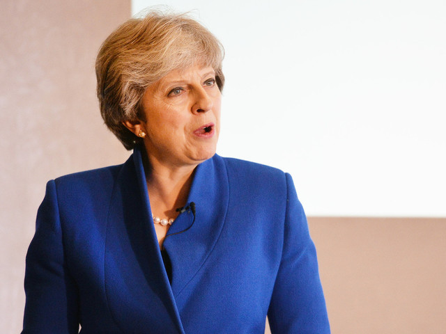 Uber: Theresa May Slams London Ban Hours After Hailing Britain For Protecting Workers
