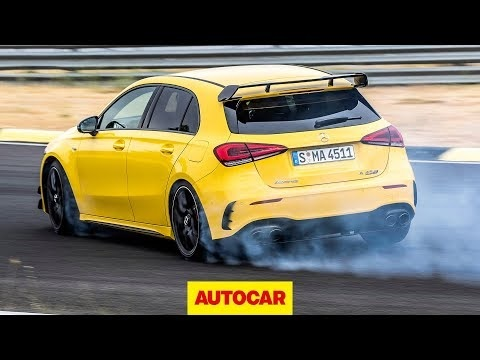 Video: 2020 Mercedes-AMG A45 S review   Better than an Audi RS3?