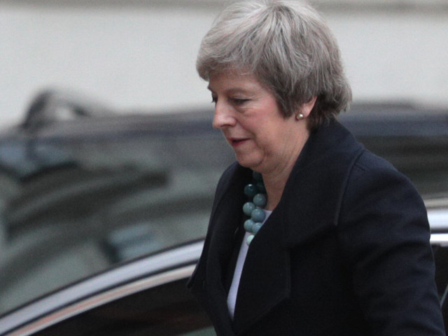 Theresa May To Give Commons Statement Amid Reports The Brexit Vote Is Cancelled