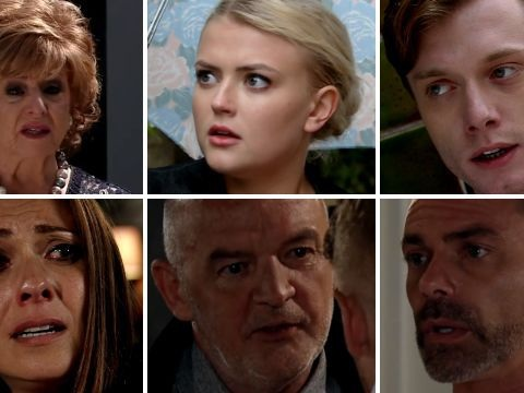 Death, kidnap and revenge: 12 huge autumn spoilers revealed by Coronation Street trailer