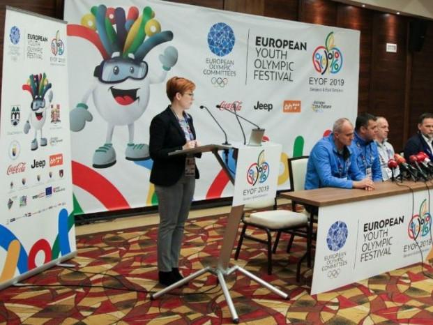 Winter European Youth Olympic Festival Opening Ceremony marks sentimental return to Sarajevo