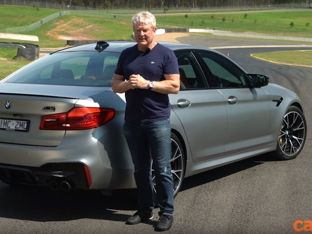 Video: BMW M5 Competition Track Review Details the Upgrades