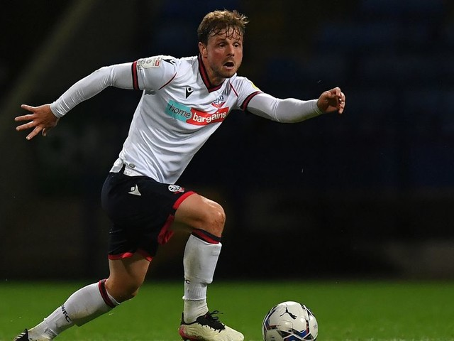 Promising update on Bolton Wanderers midfielder Andrew Tutte's injury after hamstring surgery
