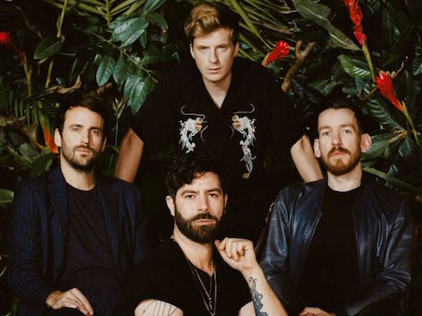 Foals Share New Single 'Exits'