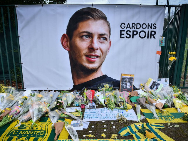 Sport shorts: Emiliano Sala's family still seek answers a year after his death and Pep Guardiola wants League Cup scrapped