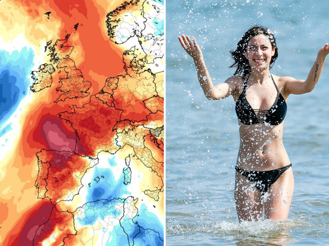 Weather forecast – 30C Bank Holiday weekend ahead for UK with Brits set to bake in three-week tropical heatwave after washout