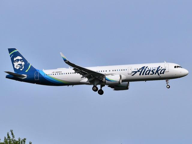 Alaska Airlines Fleet Through Time