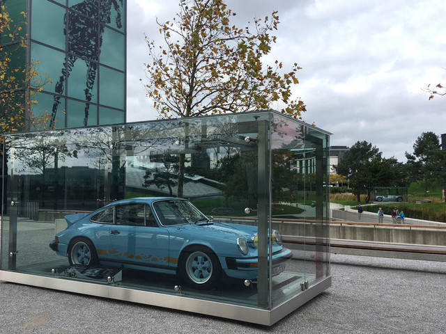 Opinion: Classic cars are the stars at Volkswagen's theme park