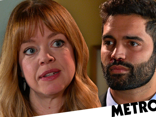 Coronation Street spoilers: New video reveals the moment Imran tells Toyah he cheated on her?