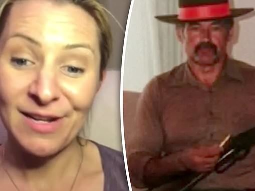 Comedian duped 7th Heaven star Beverley Mitchell into giving serial killer shout out in TikTok video