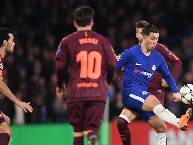 Conte explains why he chose to play Pedro and Willian instead of Morata next to Hazard