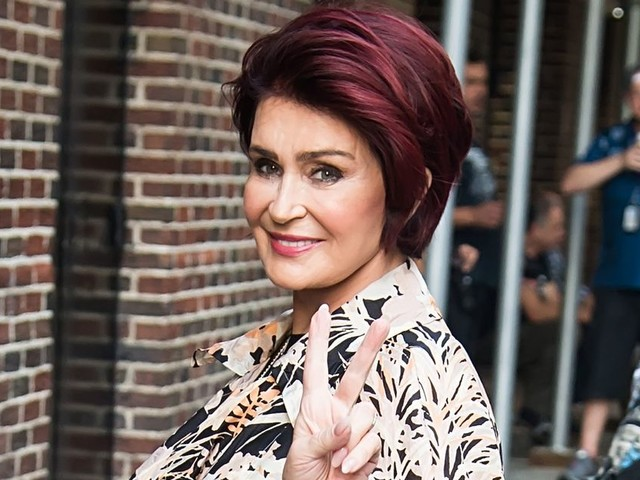 Sharon Osbourne blasts millennials as she brands them 'rude' and 'entitled'
