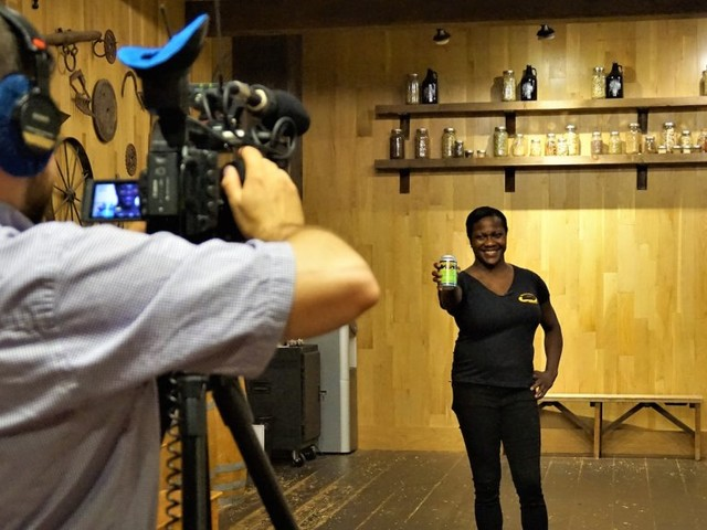 This former biotech executive left her day job to open her own brewery — and Samuel Adams is taking note