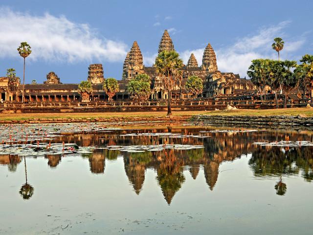 The Current Situation in Cambodia — Rajkiran Barhey
