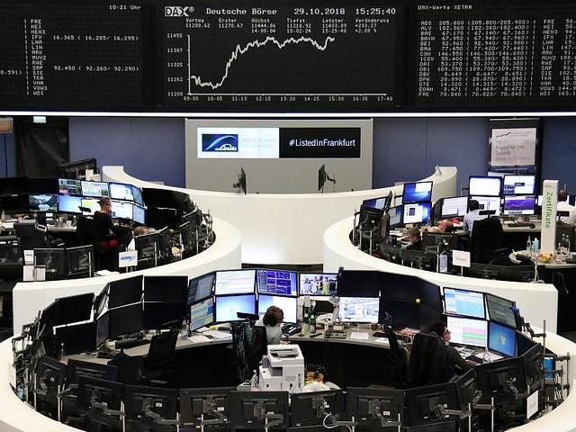 Trade war optimism lifts European shares