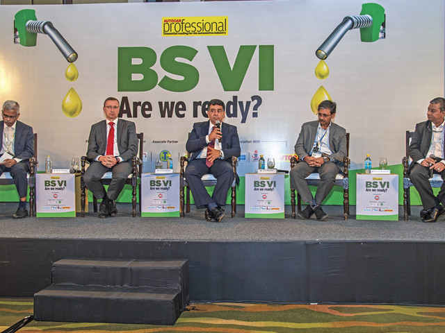 Automakers in India gear up for BS6