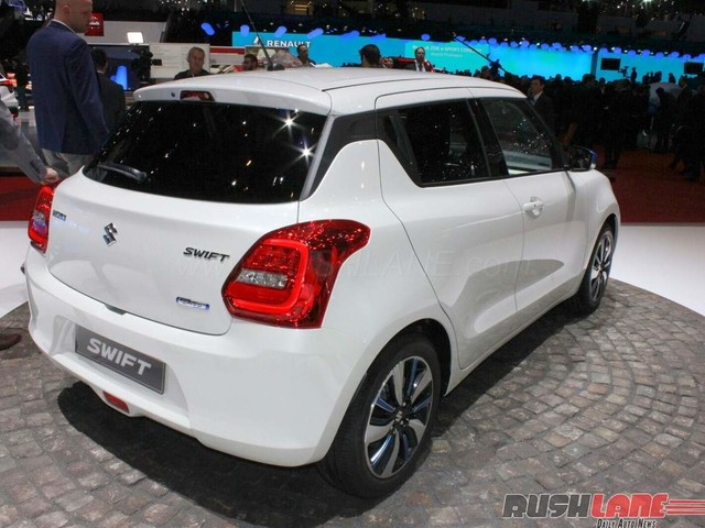New Maruti Swift launch in Feb – Old Swift bookings to be converted to new Swift deliveries