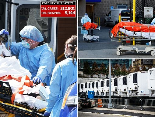 America's coronavirus death toll is an 'underestimation' of all fatalities, experts say
