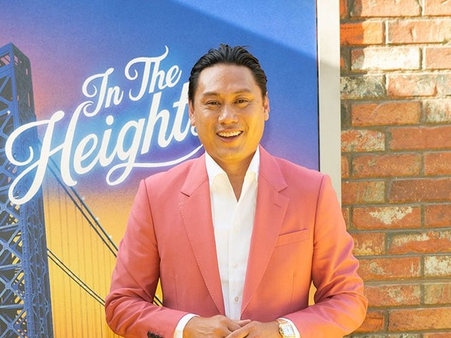 600 Extras, Lightning Storms and Heaps of Towels: How 'In the Heights' Director Jon M Chu Corralled That Huge Pool Scene