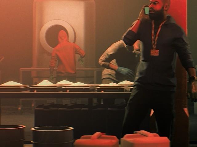 """RocketWerkz unveils procedural """"neo-noir"""" open-world game Living Dark"""