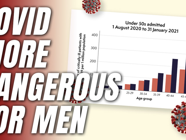Covid Exacerbating Gender Inequality By Killing More Men