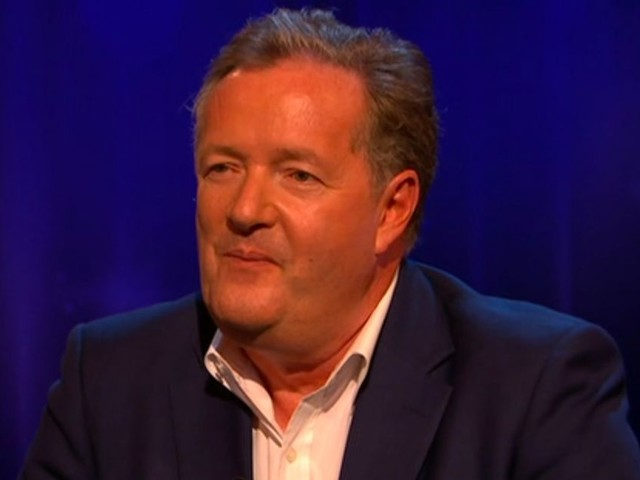 Piers Morgan thankful to be alive after catching coronavirus at Euro 2020 final