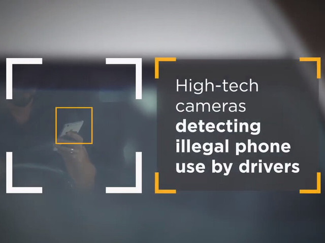 The end of text & drive? Australia is first with phone detection cameras, raising privacy concerns