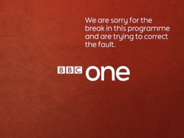 BBC One forced to apologise as channel goes 'off air' leaving viewers fuming
