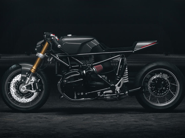 Elegantly Transformed Motorcycles - The Hookie BMW R NineT Cobra is Limited to Just 10 Examples (TrendHunter.com)