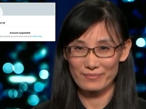 Twitter suspends Chinese virologist who claims COVID-19 was lab-made