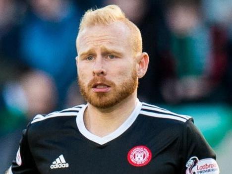 Hamilton eager to 'put things right' against Rangers, says Gordon