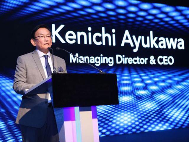 Kenichi Ayukawa to head Maruti Suzuki for another 3 years