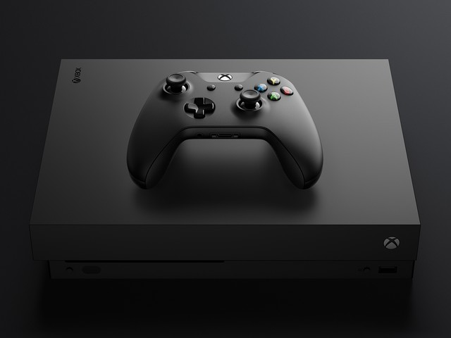 Get an Xbox One X for $474 in this Black Friday deal