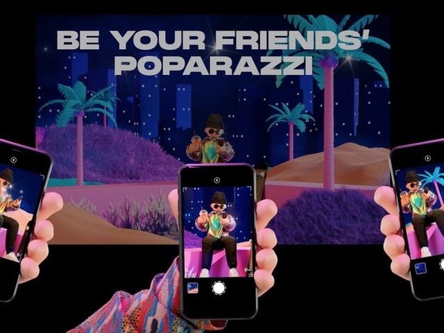 People are finding out that buzzy photo-sharing app Poparazzi automatically follows all of their phone contacts, and experts say it's a data privacy nightmare