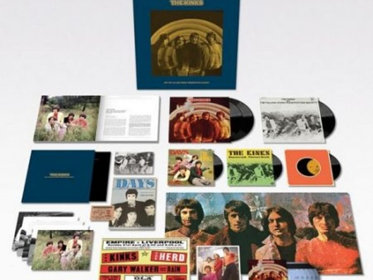 The Kinks to release 50th anniversary edition of The Village Green Preservation Society